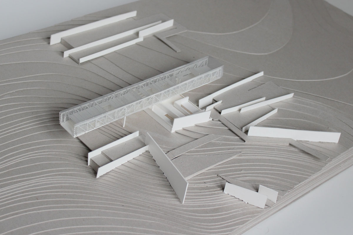 learning center meudon jacinthe pesci architecte. Black Bedroom Furniture Sets. Home Design Ideas